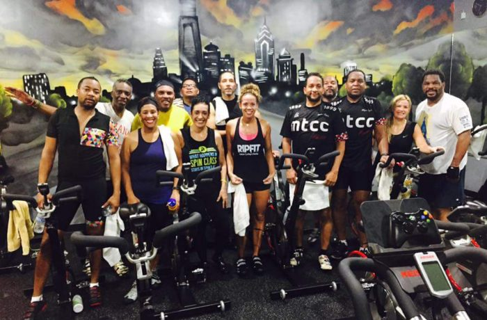 2016 Holiday Spin and Cheer